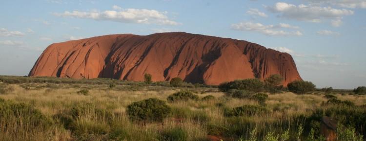 Uluru en Australie, un endroit magique pour perfectionner son anglais