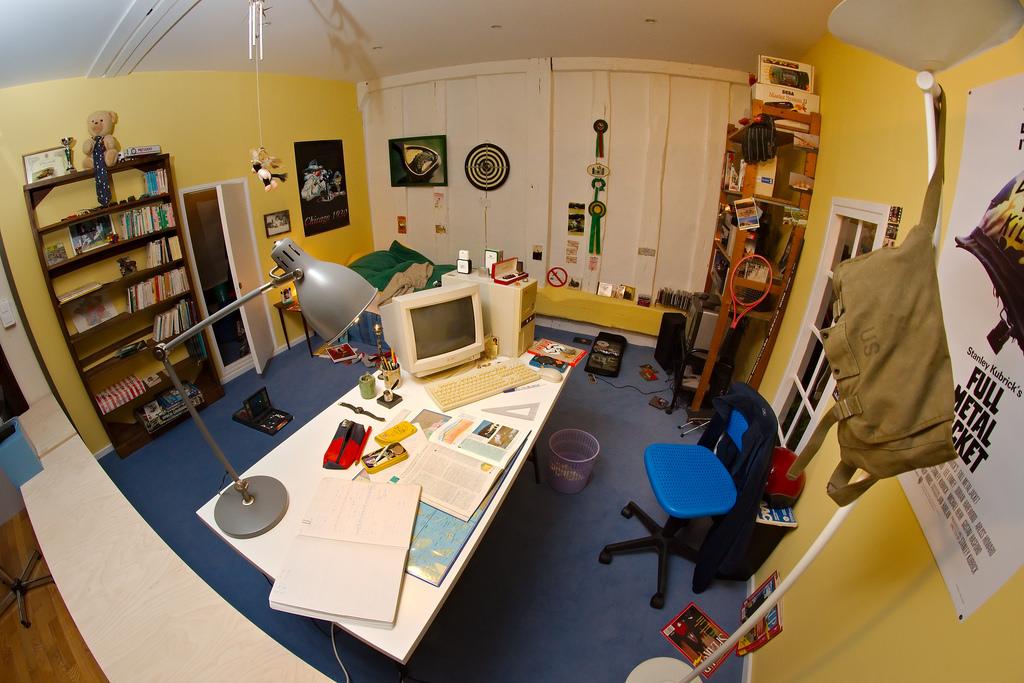 avoir une chambre bien rang e est ce important les inconv nients d 39 une chambre en bazar. Black Bedroom Furniture Sets. Home Design Ideas