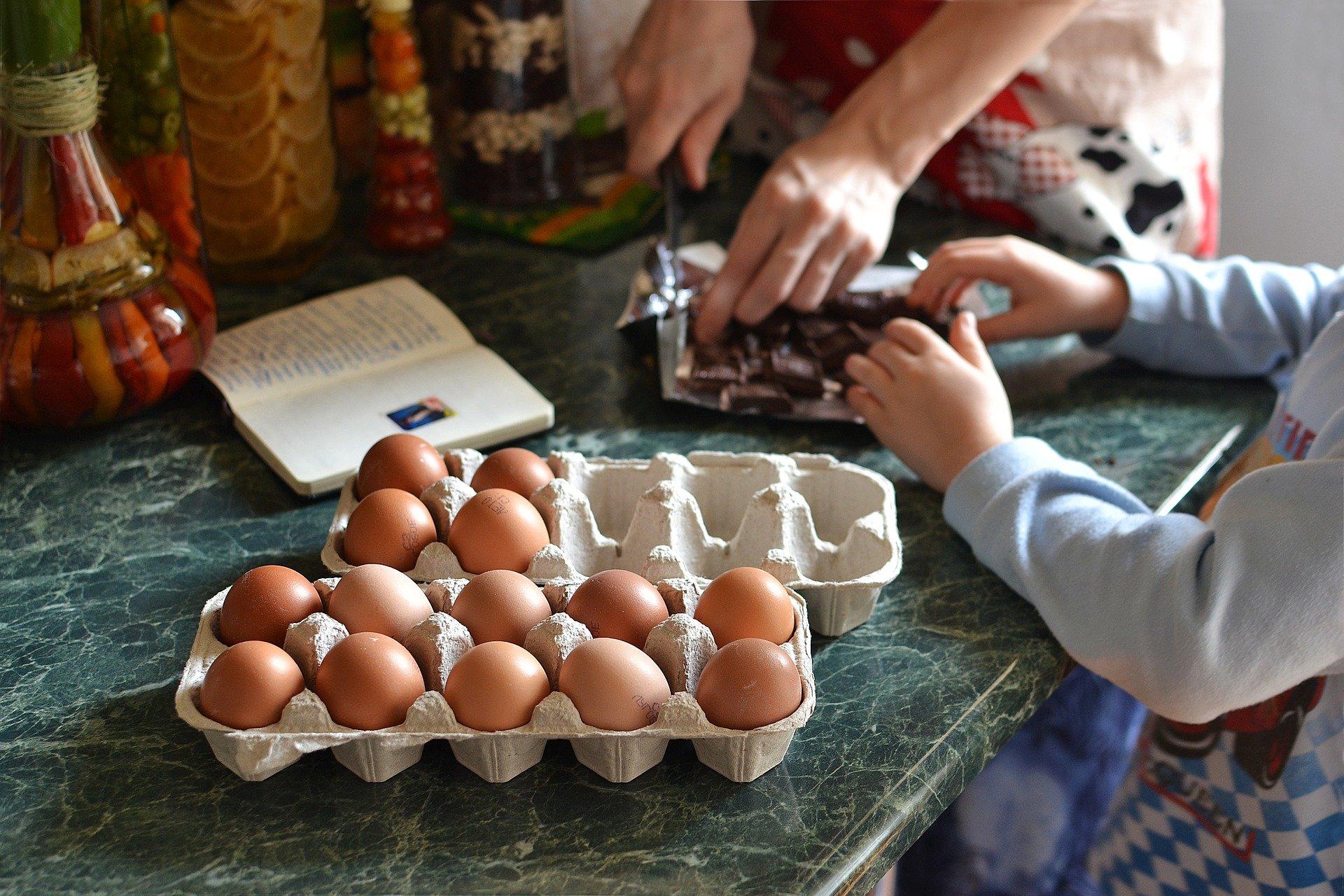 Aménagement cuisine enfants